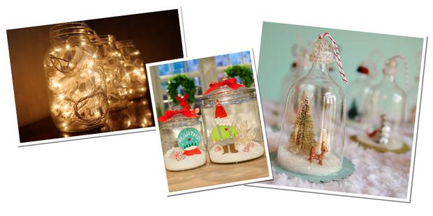 Фото №2 - Как украсить комнату к Новому году, если нет ни идей, ни денег?