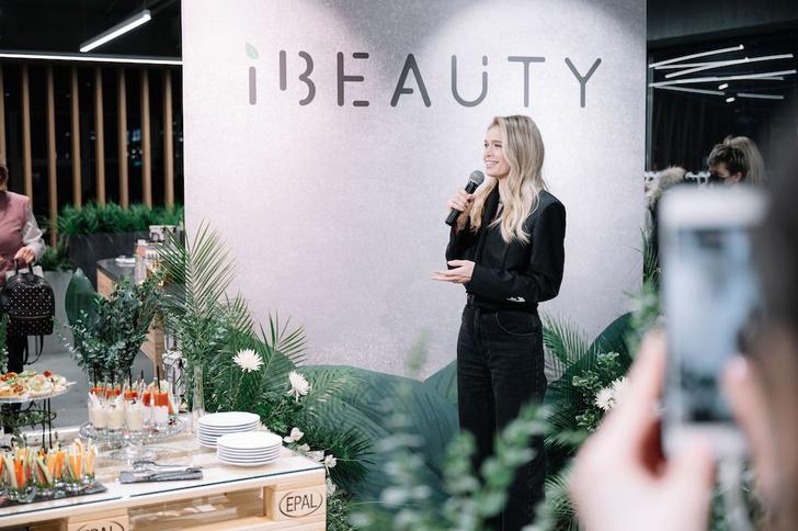Фото №2 - Вера Брежнева на открытии второго магазина сети iBeauty