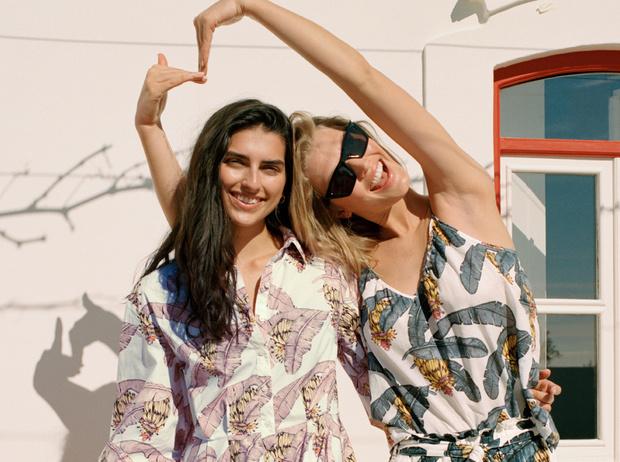 Фото №1 - Идеальная летняя капсула: H&M представил коллаборацию с Desmond & Dempsey