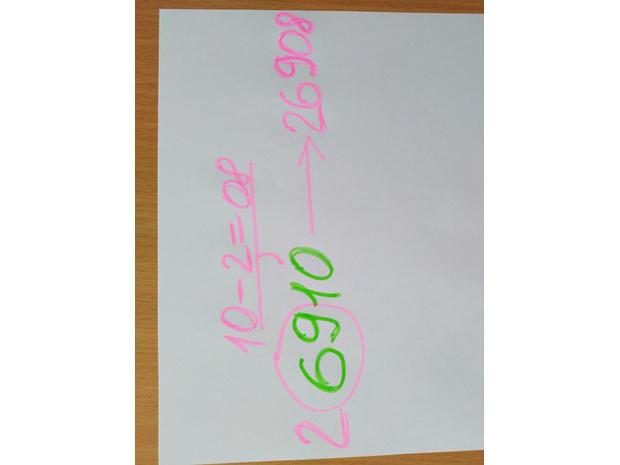 Фото №6 - Элементарный карточный фокус с угадыванием числа
