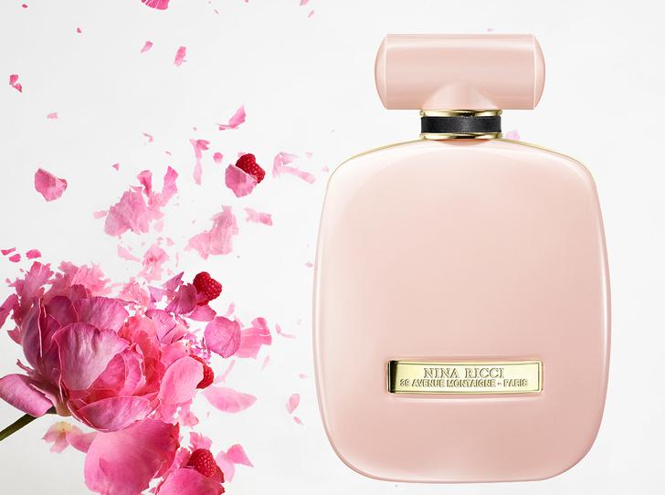 Фото №1 - Сладкая роза: аромат Nina Ricci Rose Extase