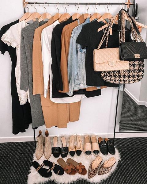 Фото №2 - Фэшн-тетрис: как собрать и сочетать капсульный гардероб