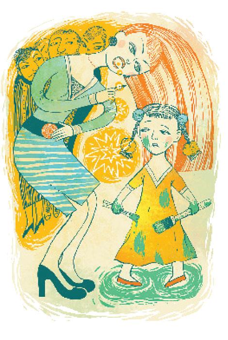 Фото №3 - Почему посторонние так любят давать советы молодым мамам