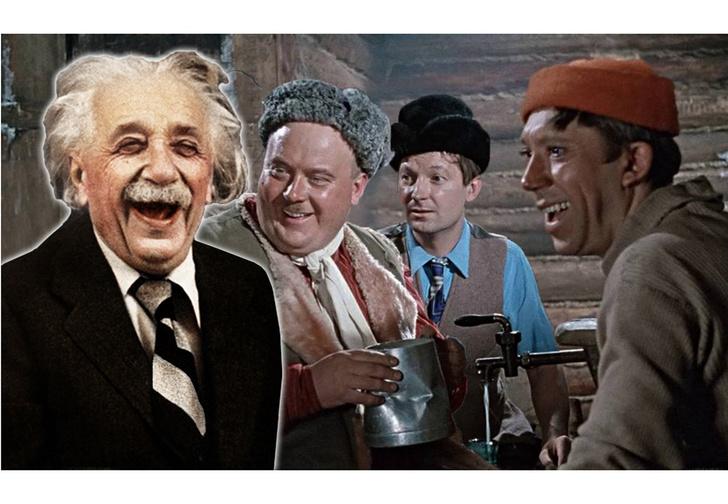 Фото №1 - Борис Акунин попросил читателей накидать интеллектуальных анекдотов. И те накидали