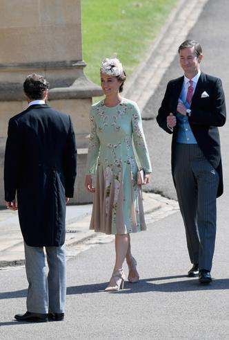 Фото №7 - Свадьба Меган Маркл и принца Гарри: как это было (видео, фото, комментарии)