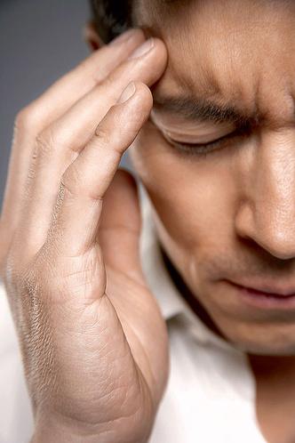 Фото №1 - Что болит в голове, когда она болит?