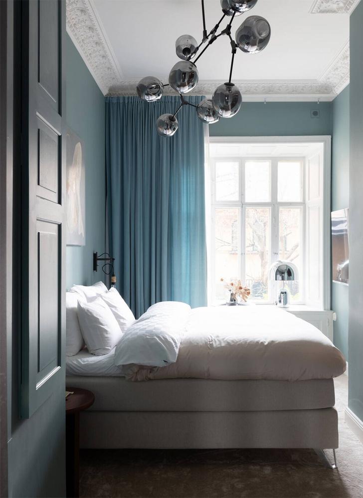 Фото №8 - Квартира в доме XIX века в Швеции