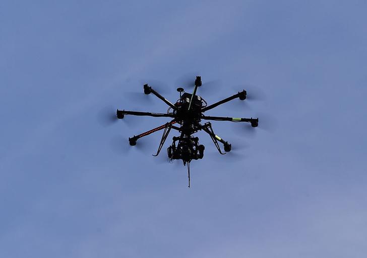 Фото №1 - В Швеции испытали дрон-дефибриллятор