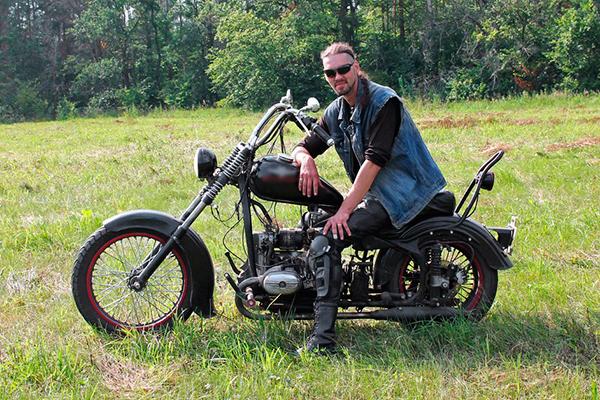 Фото №17 - Байкеры Ульяновска: 15 признаний в любви мотоциклу