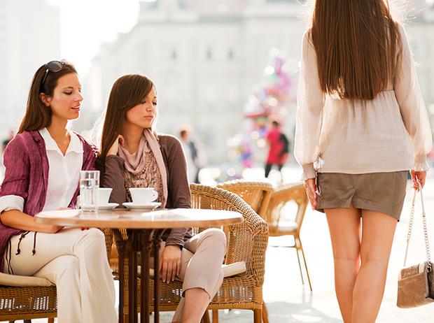 Фото №2 - Почему женщины не любят друг друга