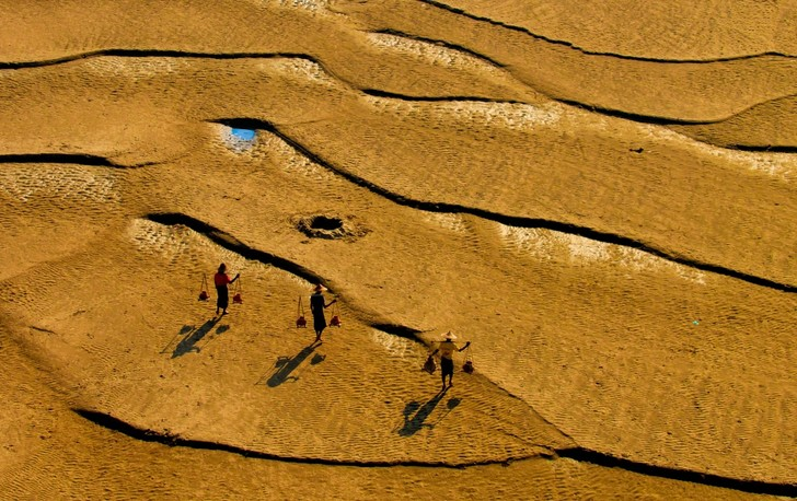 Фото №1 - Золотистые пески