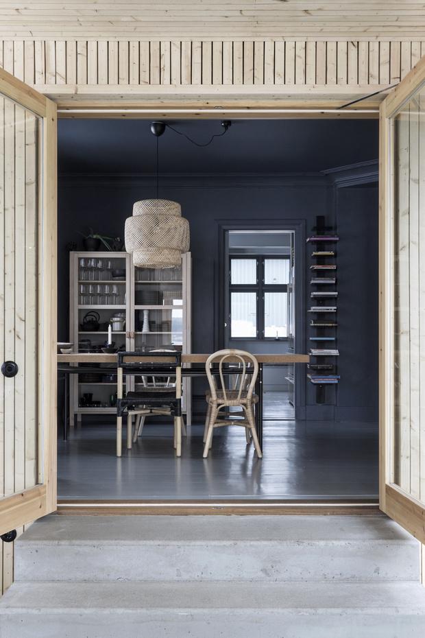 Фото №7 - Лунное безмолвие: дом в серых тонах в Швеции