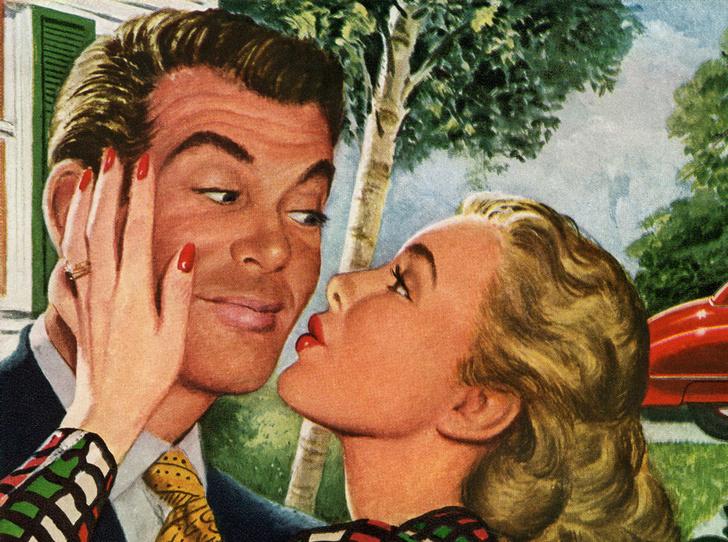 Фото №1 - Любовная зависимость: почему чувства становятся наркотиком