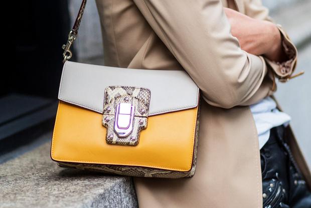 Самые модные сумки: фото