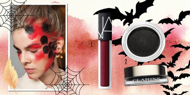 Фото №1 - Выбираем макияж на Хэллоуин