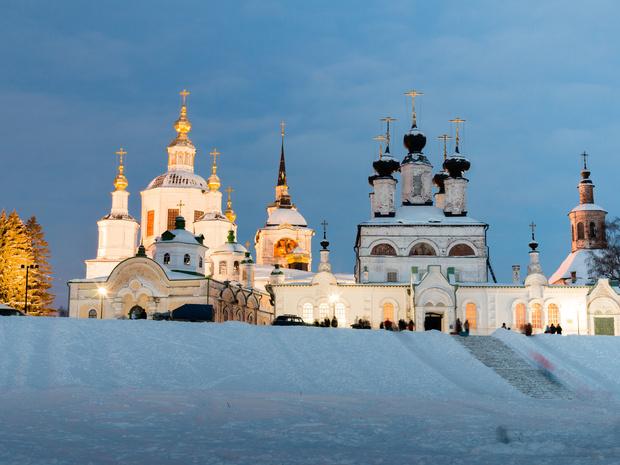 Фото №2 - Где встречать Новый год в России: 5 необычных мест (и сколько это стоит)