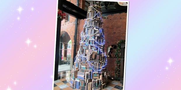 Фото №1 - Как необычно украсить елку? Целых 10 вариантов