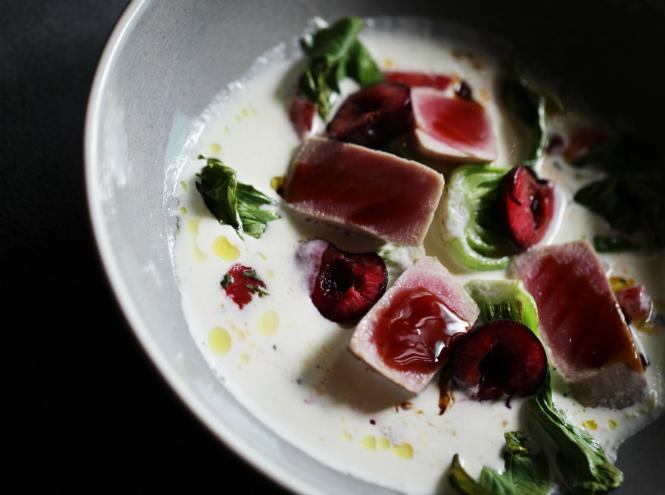 Фото №2 - Три идеальных рецепта блюд к розовому вину