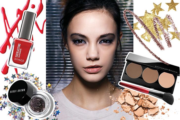 Фото №2 - 5 вариантов макияжа на выпускной (и любой другой праздник)