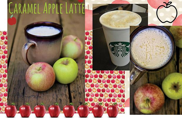 Фото №1 - Простые рецепты из яблок: часть 1