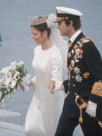 Фото №2 - Невесты из-за границы: принцы и короли, нашедшие свою любовь в другой стране