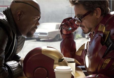 Marvel показал вырезанную послетитровую сцену из первого «Железного человека»