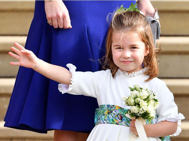 Фото №2 - Как отметили день рождения принцессы Шарлотты в Кенсингтонском дворце