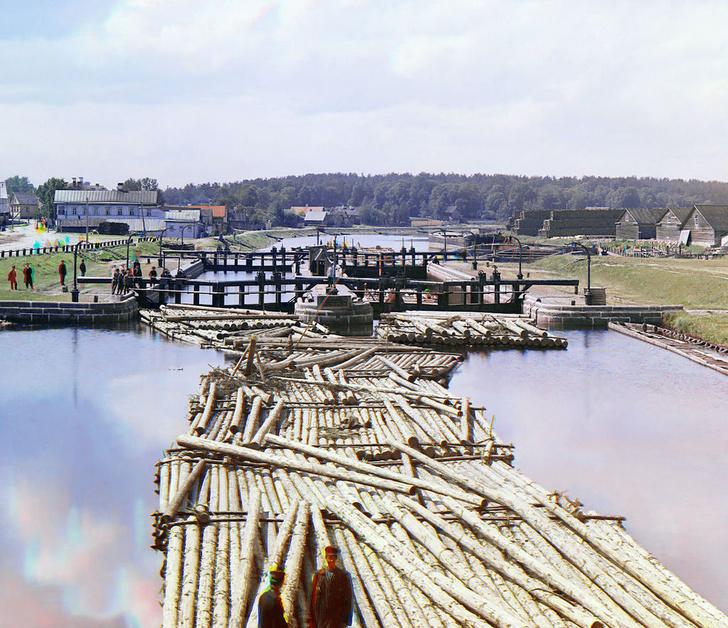 Фото №6 - Грандиозная затея Петра: 14 загадок Староладожского канала