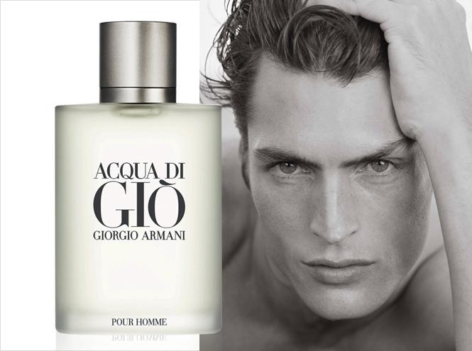 Фото №4 - Мужской аромат Acqua di Gio: роман с морем, длиной в 20 лет