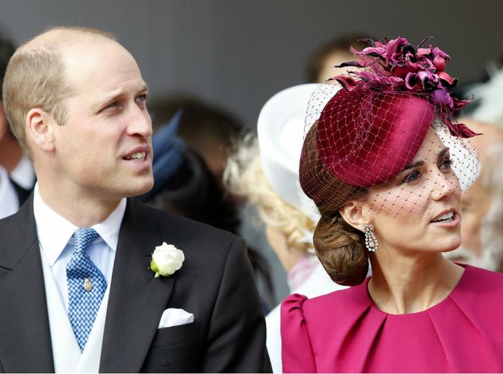 Фото №1 - Особые обстоятельства: почему Кейт и Уильяма не было на свадьбе Беатрис