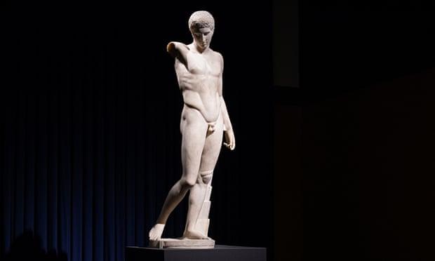 Фото №3 - Пояс Аполлона и другие стандарты мужской красоты от первобытной пещеры до наших дней