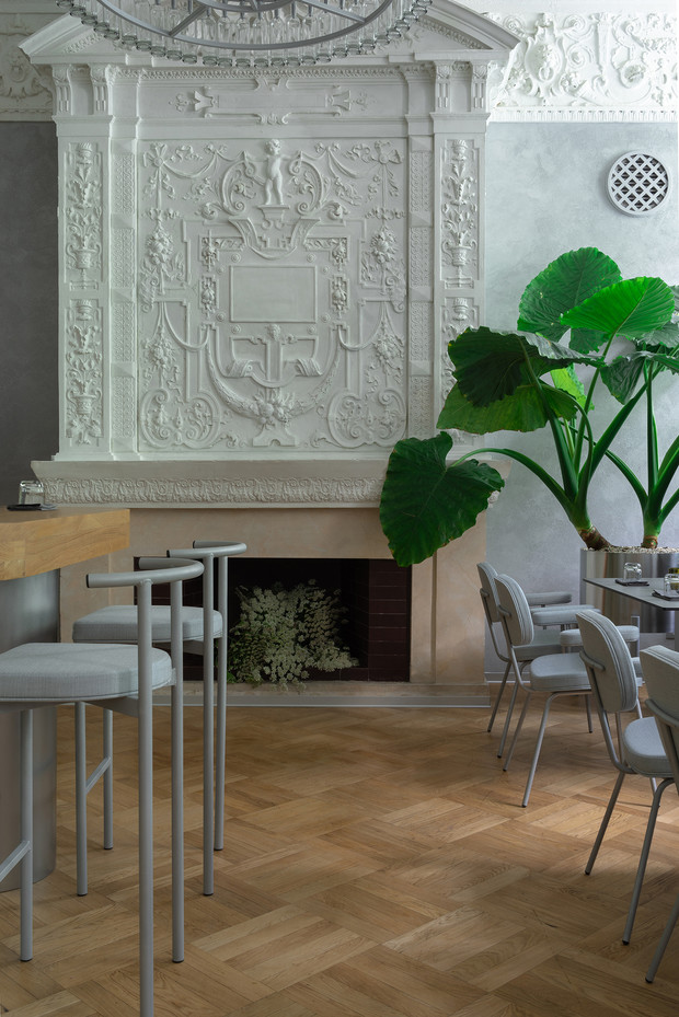 Фото №4 - Ресторан Arkaroom в Санкт-Петербурге