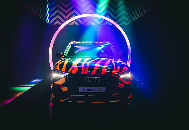 Фото №11 - Яркий дебют нового Audi Q3 в России