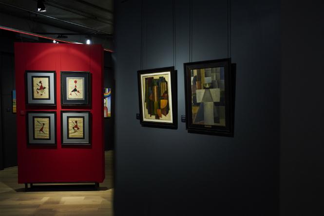 Фото №3 - Что делать на майских в Москве: выставка «Собрание вершин» в галерее VSunio