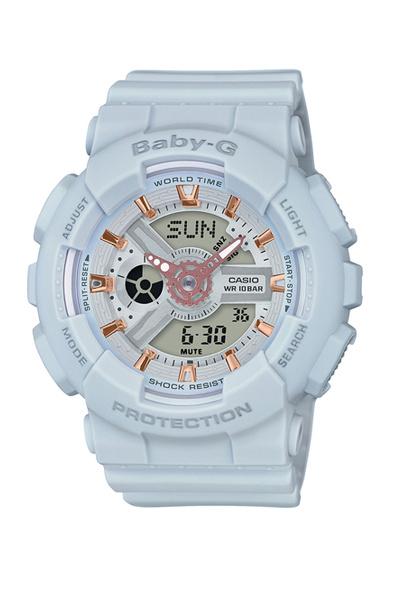 Фото №1 - Для тех, кто не привык опаздывать:  новые часы Baby-G