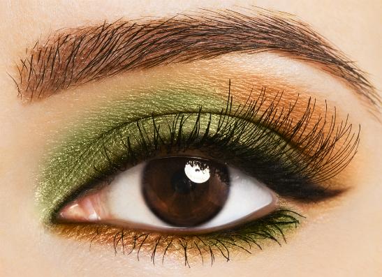 Фото №2 - Как подчеркнуть естественный цвет глаз?