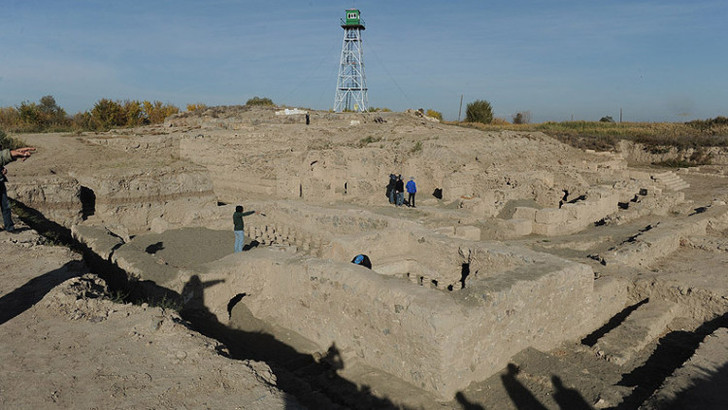 Фото №1 - В Армении обнаружен древний акведук