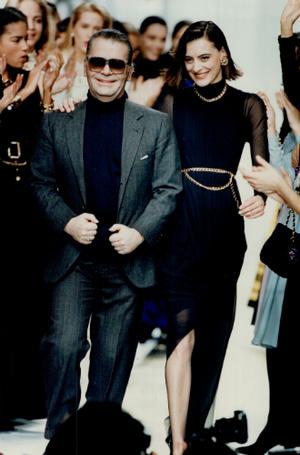 Фото №9 - Революции Карла Лагерфельда: 5 способов править миром моды