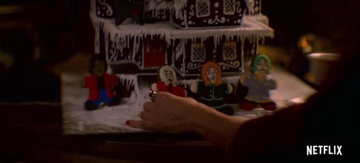 Фото №1 - 5 пасхалок из рождественского эпизода «Леденящих душу приключений Сабрины», которые ты могла не заметить