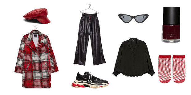 Фото №10 - Что такое ugly fashion и с чем сочетать ретро-кросы?