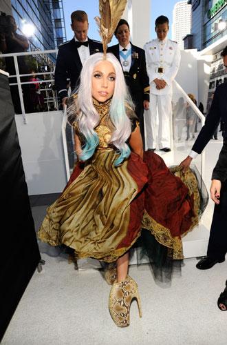 Фото №12 - Как Леди Гага стала настоящей леди (и почему она больше не королева эпатажа)