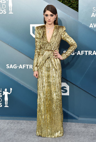 Фото №55 - SAG Awards – 2020: лучшие модные образы церемонии награждения