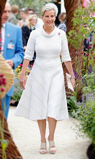 Фото №15 - Софи Уэссекская: как стать любимой невесткой Елизаветы II и иконой стиля одновременно