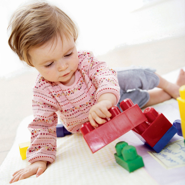 Фото №1 - Нагрузки на заре детского разума