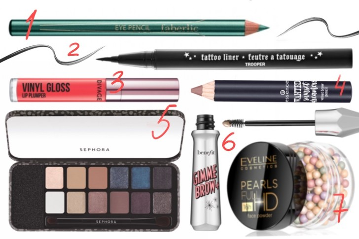 Фото №2 - Бьюти-тренд: повторяем макияж от Versace