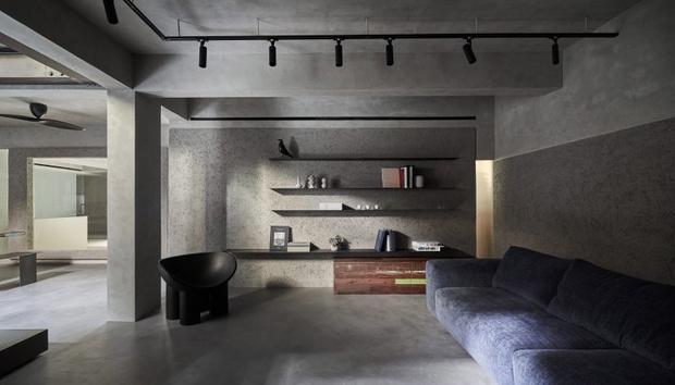 Фото №4 - Квартира на цокольном этаже в Тайбэе