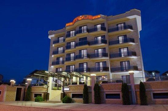 Фото №1 - Названы лучшие отели России