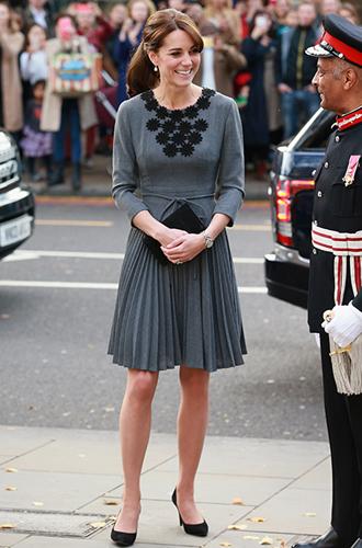 Фото №77 - Любимые бренды одежды герцогини Кембриджской