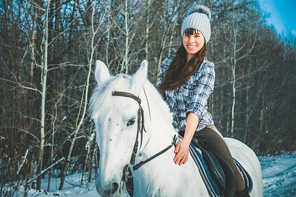 Фото №18 - Девушки на коне: самые романтичные наездницы Ульяновска