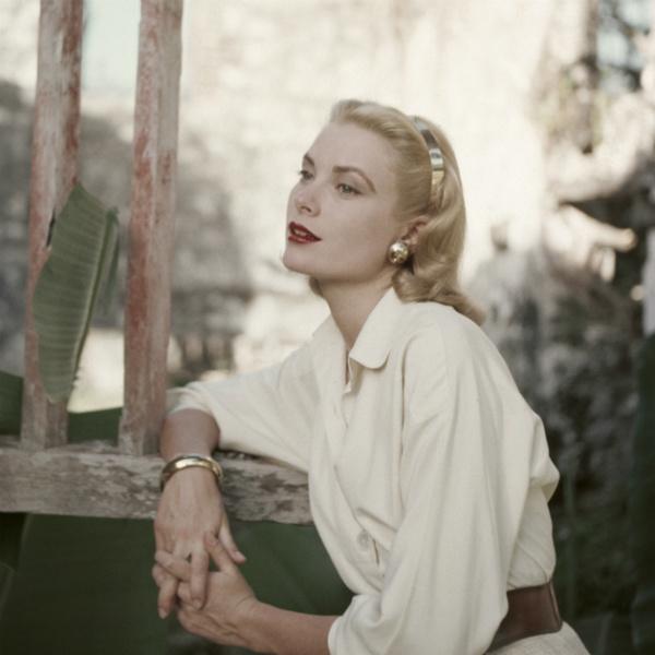 Фото №2 - Гардероб принцессы Монако: секреты безупречного стиля Грейс Келли